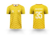 Koszulka piłkarska M CUP P1