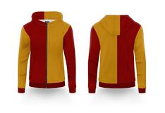 Bluza z kapturem rozpinana 8