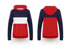 Bluza damska z kapturem 3