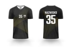 Koszulka piłka ręczna M CUP8