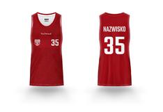 Koszulka do koszykówki D CUP 1