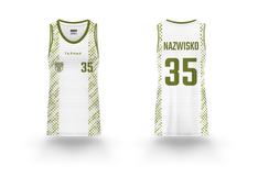 Koszulka do koszykówki D CUP 3