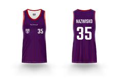 Koszulka do koszykówki D CUP 4