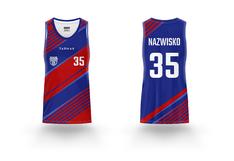 Koszulka do koszykówki D CUP 7