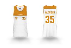 Koszulka do koszykówki D CUP 8