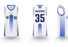 Koszulka do koszykówki D PRO 5