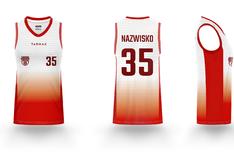 Koszulka do koszykówki D PRO 7