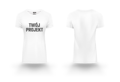 Koszulka siatkarska D CUP TWÓJ PROJEKT