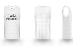 Koszulka do koszykówki M PRO Twój projekt