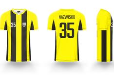 Koszulka piłkarska M PRO 1