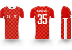 Koszulka piłkarska M PRO 6