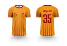 Koszulka piłkarska M CUP P6