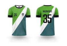 Koszulka piłkarska M CUP P10