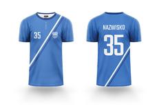 Koszulka piłkarska M CUP P9