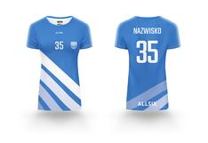 Koszulka siatkarska D CUP 13